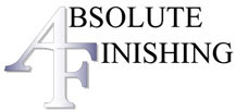 Absolute Finishing – Quality. Craftsmanship. Innovation. Logo
